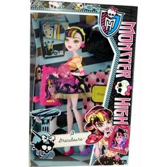 Draculara Art Class Doll | Monster High