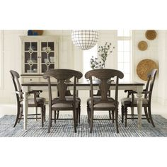 Montebella 5PC Gathering Height Dining Group | Bernhardt | Star Furniture |  Houston, TX Furniture | San Antonio, TX Furniture | Auu2026
