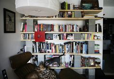 Part I : The Living Room Bookshelf