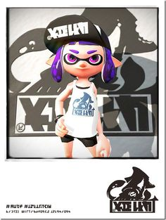 """Splatoon 2 Will Add New Clothing Brands Starting With A Hip Sporty Outfit From """"Empery"""""""