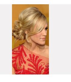 Bridesmaids hair maybe