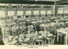 Butlin's Mosney Holiday Village, Ireland - Dining Hall