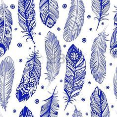 25636380-beautiful-feather-pattern-seamless-for-you-business.jpg (450×450)