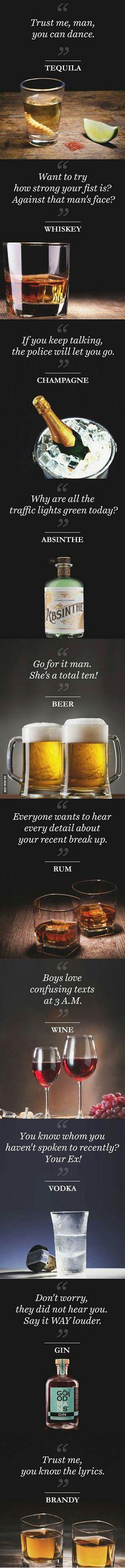 Alcohol... - 9GAG