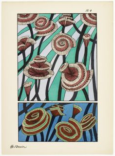 Art deco patterns from Oceanic Fantasies, by E H Raskin, Pattern Drafting, Art Deco, Kids Rugs, Ocean, Quilts, Architecture, Artist, Inspiration, Patterns