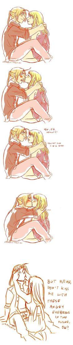 Awww! So cute O.O