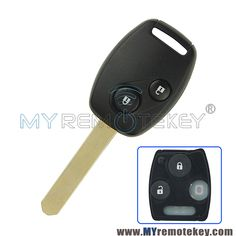 New Style Flip Key Fob Remote OEM Chip For 2002 2003 2004 2005 CRV CR-V