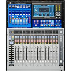 Shop PreSonus StudioLive® 16 Series III Digital Mixer at Best Buy. Find low everyday prices and buy online for delivery or in-store pick-up. Multitrack Recording, Recording Studio Home, Ipad Air 2, Ipad Mini, Monitor, Signal Processing, Bluetooth Remote, Digital Audio, Mixers