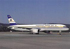American Trans Air Boeing 757-212 (ER) N757AT at Zurich