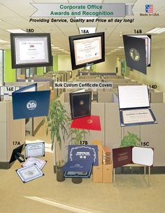 Resell New Corporate or Graduation Certificate Frames Sale