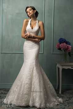 Amelia Sposa 2014 Wedding Dresses Heart Over Heels this is so beautiful!
