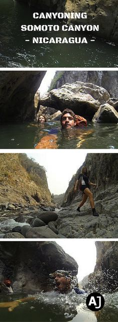 Exploring the Magnificent Somoto Canyon in Nicaragua