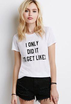 83 Best  Slogans images   Slogan, T shirts, Clothes 829eb59cae82