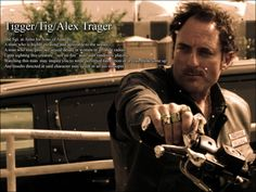 "Read the Words, they are SOOOO true!!!! <3     Alex ""tig"" Trager SOA by Rhaiox.deviantart.com"