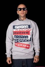 Massdnm panska mikina #hoodies #fashion