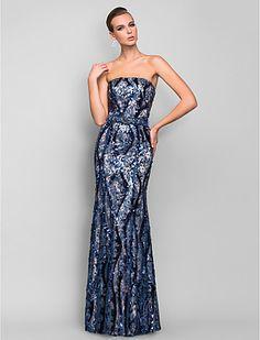 $199. Sequin evening gown
