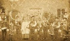 Abbots Bromley Horn Dance - Google Search