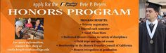 Have you applied for the Pete P. Peters Honors Program at Reedley College? For more information contact Mrs.Berg at Emily.berg@reedley.edu #Reedley