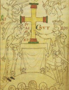 Emma of Normandy - Queen of England (985 – 1052)
