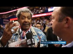 "DON KING PREDICTS TRUMP VICTORY ""I'm supporting American people and the people's voice has picked Donald Trump"""