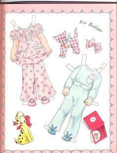 Paper Dolls~Judy & Jim - Bonnie Jones - Álbumes web de Picasa