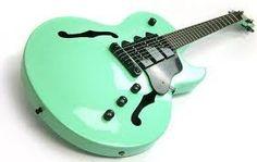 mint guitar :O