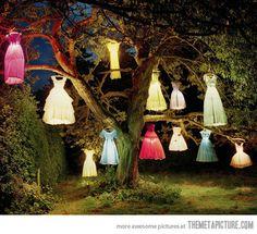 Lanterns…