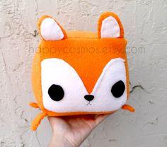 Animal Plush Kawaii Plushie Cute Stuffed Animal by HappyCosmos