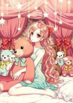 Beautiful Anime Art // Helena Aghata Yamashi Lawes Anflin - Estrela Guardiã a Gata da Orientação