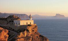 Faro de El Albir (Alfaz del Pi). Costa Blanca. Alicante.   Disfrutar del entorno al máximo