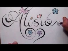 Cursive fancy letters how you write your beautiful cursive letters how to draw a name in fancy script writing expocarfo Choice Image
