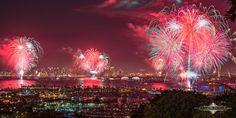See Fireworks  July 4th Fireworks on San Diego Bay Big Bay Boom