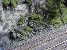 """N Scale """"Tide Water Junction"""" 