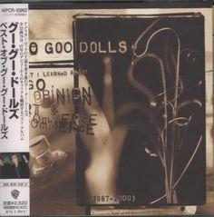 Goo Goo Dolls Ego Opinion Arts & Commerce 2001 Japanese CD album WPCR-10960: GOO GOO DOLLS Ego Opinion Arts & Commerce (2001 Japanese…