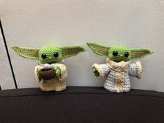 Baby Yoda/The Child Pattern – Free! – Hooked on Fandom