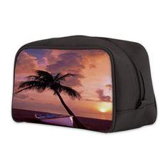 Beach Sunset SB Toiletry Bag