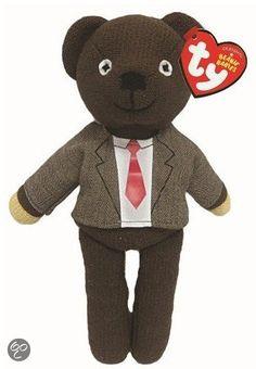De teddybeer van Mr. Bean!