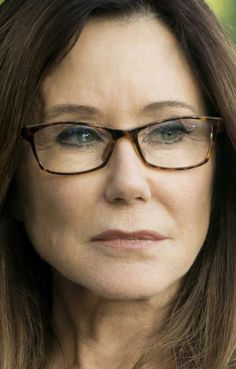 THE look ... Mary Mcdonnell