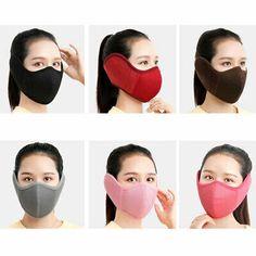 maschera bocca lavabile ebay
