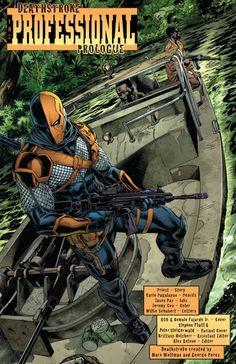 Comics and nothin' but — Deathstroke: Rebirth pencil by Carlo. Deathstroke Comics, Deathstroke The Terminator, Deathstroke Cosplay, Punisher Marvel, Dc Universe, Batman Universe, Comic Book Characters, Comic Character, Comic Books Art