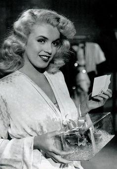 Beautiful Monroe.