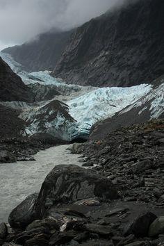 Franz Joseph Glacier...amazing day