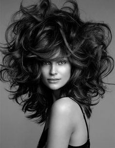 Wonder if i can get my hair that big...love it                                                                                                                                                                                 More
