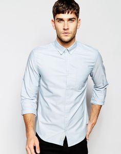 Esprit Cotton Oxford Shirt