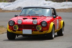 FIAT124 1974 Fiat 124 Spider, Fiat Abarth, Rally, Competition, Cars, Vehicles, Scouts, Car, Motor Car
