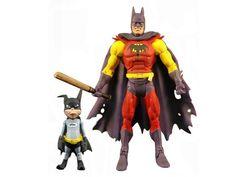 Batman Unlimited 2013 Series 02 - Planet X Batman - Batman Batman Unlimited 2013