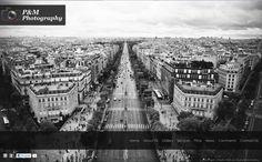 Nueva web de P Photography