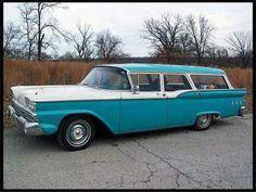 1959 Ford Ranch Wagon ★。☆。JpM ENTERTAINMENT ☆。★。