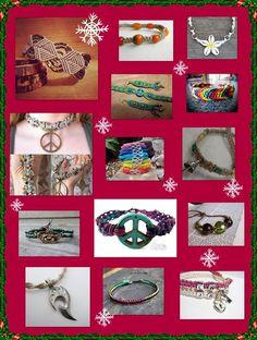 Hemp jewelry infinity bracelets jackzenhemp on etsy