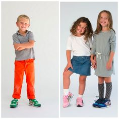 Fayvel shoes for kids let them customize the sides with cool velcro patches